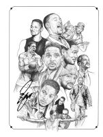 Will Smith by NachoCastro