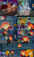 Mlp Eg Wake Up With A Monster Part 88 by Deidrax