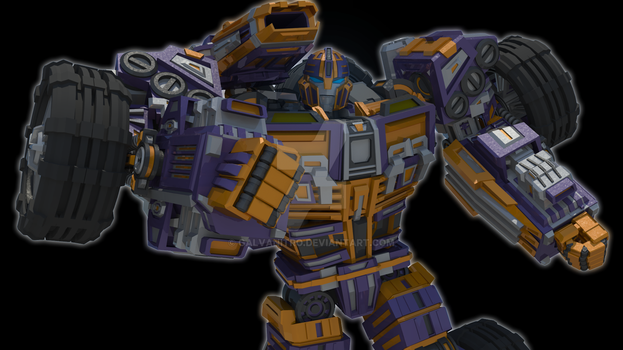 Vanguard Impactor - Wreck And Rule by Galvanitro