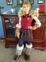 Astrid Hofferson by SuzakuLover8