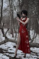 Ada Wong. by Onity