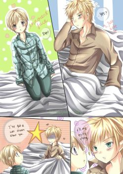 APH : Finland's Dream by neokirii