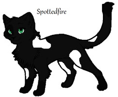 Spottedfire by Spotted73