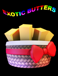 Exotic butters by Zimandchowder4evr