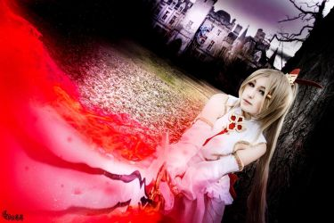 Rose Tales of Zestiria Armatization Kamui cosplay by Giacchan