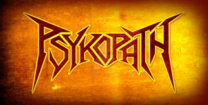 Psykopath color by chrisahorst