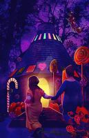 Hansel and Gretel by Renata-s-art