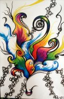 more and more colors by LoLo-Lauren