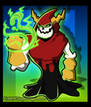 Disney: Lord Hater by StephDragonness
