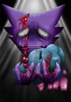 True Love Story -  Haunter X Misdreavus by Championx91