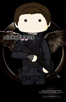 The Hunger Games: Mockingjay Part1 by NickyToons