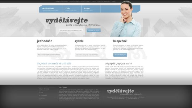 Company web by Ingnition