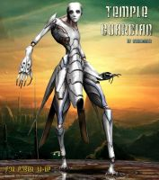 Temple Guardian, by Summoner by FantasiesRealmMarket