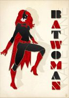 Batwoman by LilysFactory