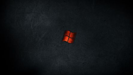 Windows Metal Wallpaper by malkowitch