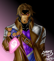 Gambit COLORJOB by BouncieD
