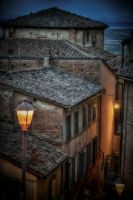 Streets of Montepulciano 3 by CitizenFresh