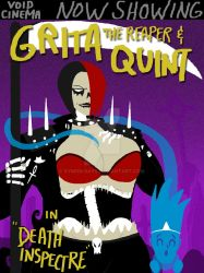 Grita the Reaper Versus Quint Cover by Symon-Says