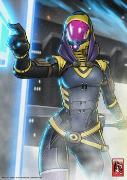 Tali Hacking by Reabault