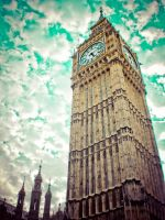 :: Big Ben :: by AliTalahi