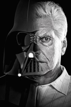 Darth Vader  Dave Prowse 03 by mehmeturgut