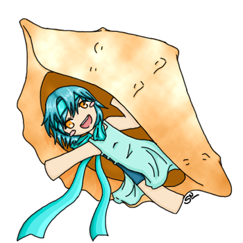 Voices from the Sea - Maris says Hello! by SerinaNight