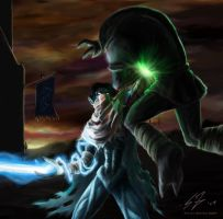 Legacy of Kain: Soul Reaver by CrescentDebris
