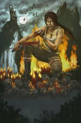 Tomb Raider Reborn by imaginante