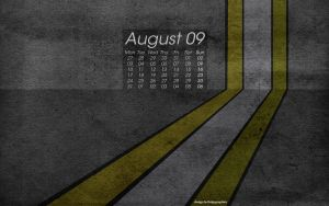 Continuity: August09 Wallpaper by fudgegraphics