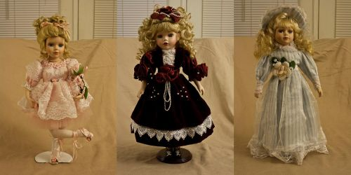 Elegant Dolls Pack by Lizzie-Bitty