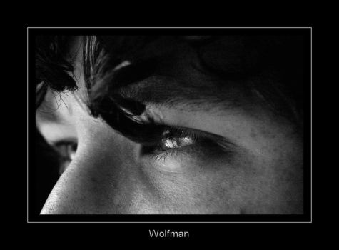 Wolfman's Look by aquapell
