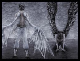 -Rising and Fallen v.3- by Lunaromon
