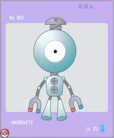 No 081 Magnemite - Submission