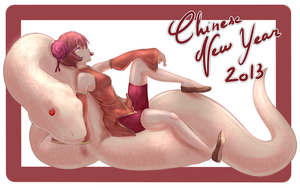 Chinese New Year 2013 by Tthal