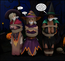 Spooky Poll Result: Payback's A Witch by Gadreel88