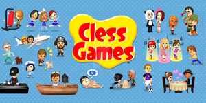 Cless Games Tomodachi Life Logo by ClessGames