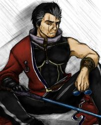 Auron by jameson9101322
