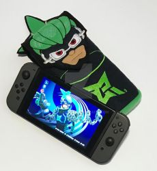 Ninjara Switch Case by kdaesung
