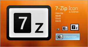 New 7-zip Icon by fediaFedia