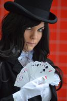 Poker Face by Leonie-Heartilly