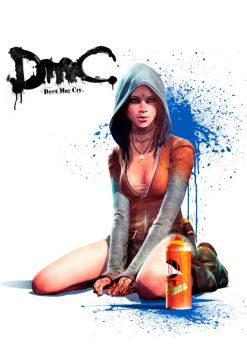 Kat: DmC's first female character by wily1983