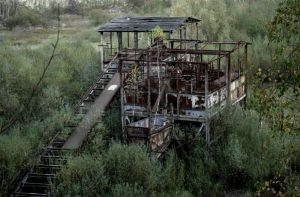 Old and forgotten labor camp by Kementarii