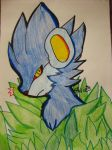 Don't Go Into the Tall Grass Alone by Kyrifian