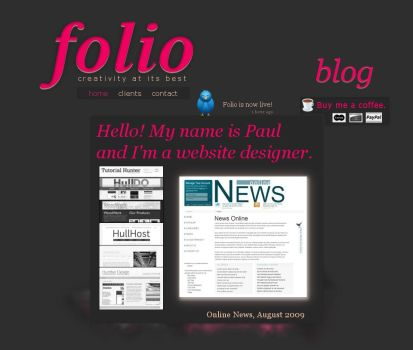 Folio by Paul-9107