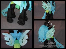 QUEEN CHRYSALIS more shots by calusariAC
