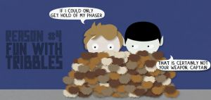 nr.4 fun with tribbles by suguspiranha