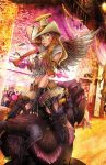 Penny Cover - CowGirl Angel by RobDuenas