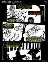 Darklings - Issue 4, Page 7 by RavynSoul