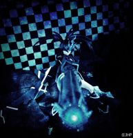 Black Rock Shooter Game BRS - Shoot by JayHedgePhotography