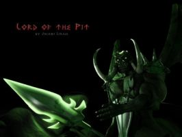Lord of the Pit by sijp